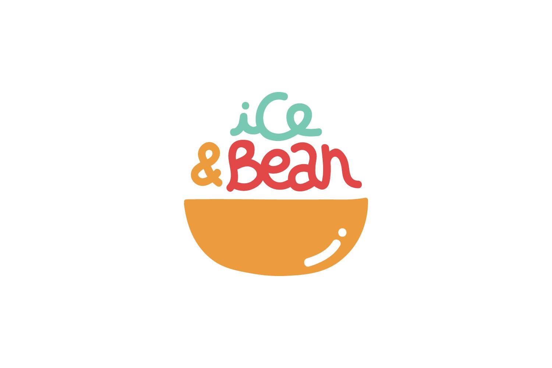 'Ice-&-Bean'-Logo-Design-nw