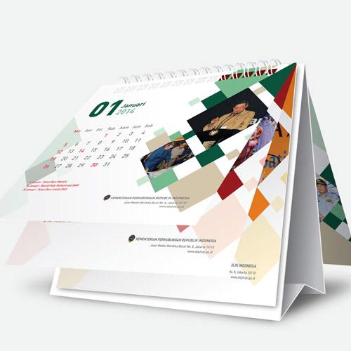 'Puskom'-2014-Desk-Calendar-Design-Featured-nw