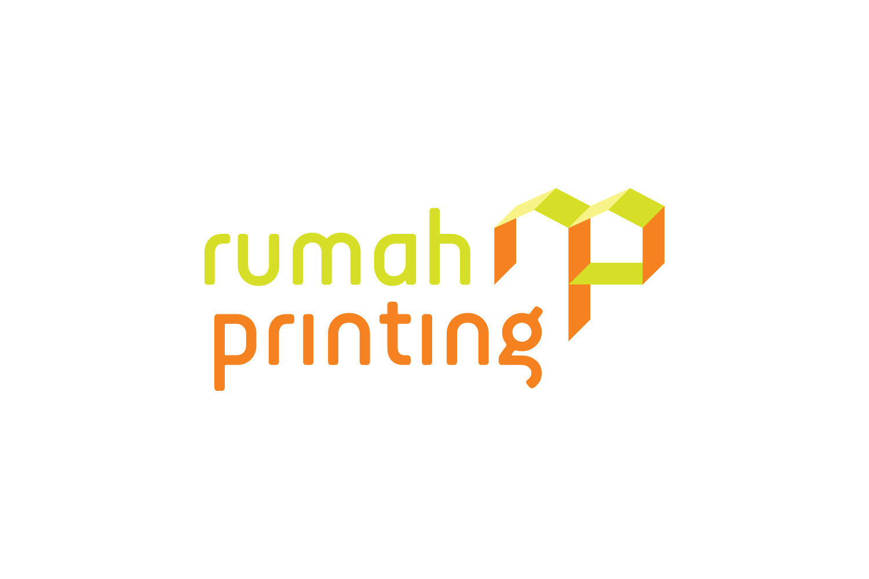 Desain Logo Stationery Rumah Printing The Hummingbird Design