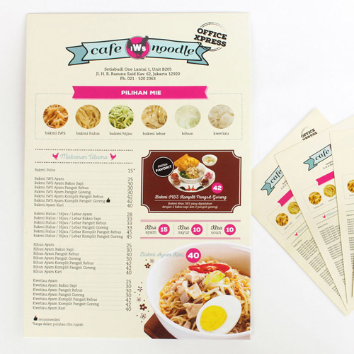 'IWS-Office-Xpress'-Menu-Design-Featured-nw