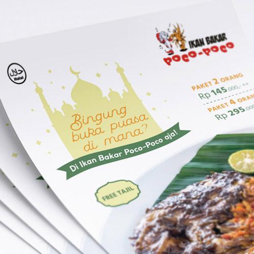'Ikan-Bakar-Poco-Poco'-Flyer-Design-Featured