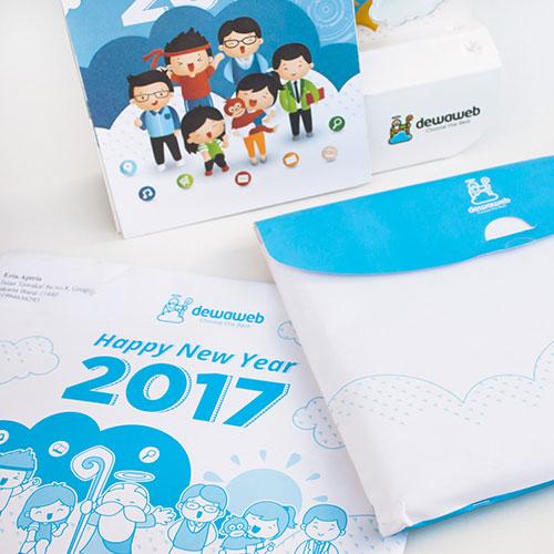'Dewaweb'-2017-Desk-Calendar-Design-Featured