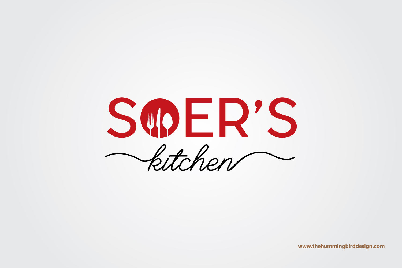 Desain Logo Dan Kartu Nama Soer S Kitchen The